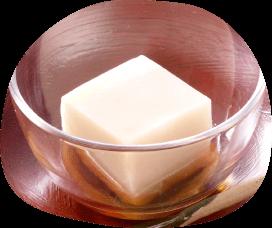 手造りピーナッツ豆腐